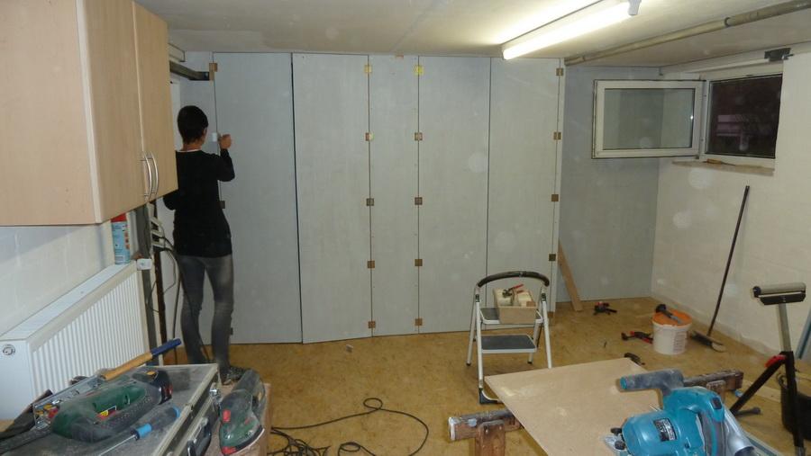 Alter Bosch Kühlschrank Umbauen : Werkstatt umbau und alte werkstatt auf rainer heymanns holzblog
